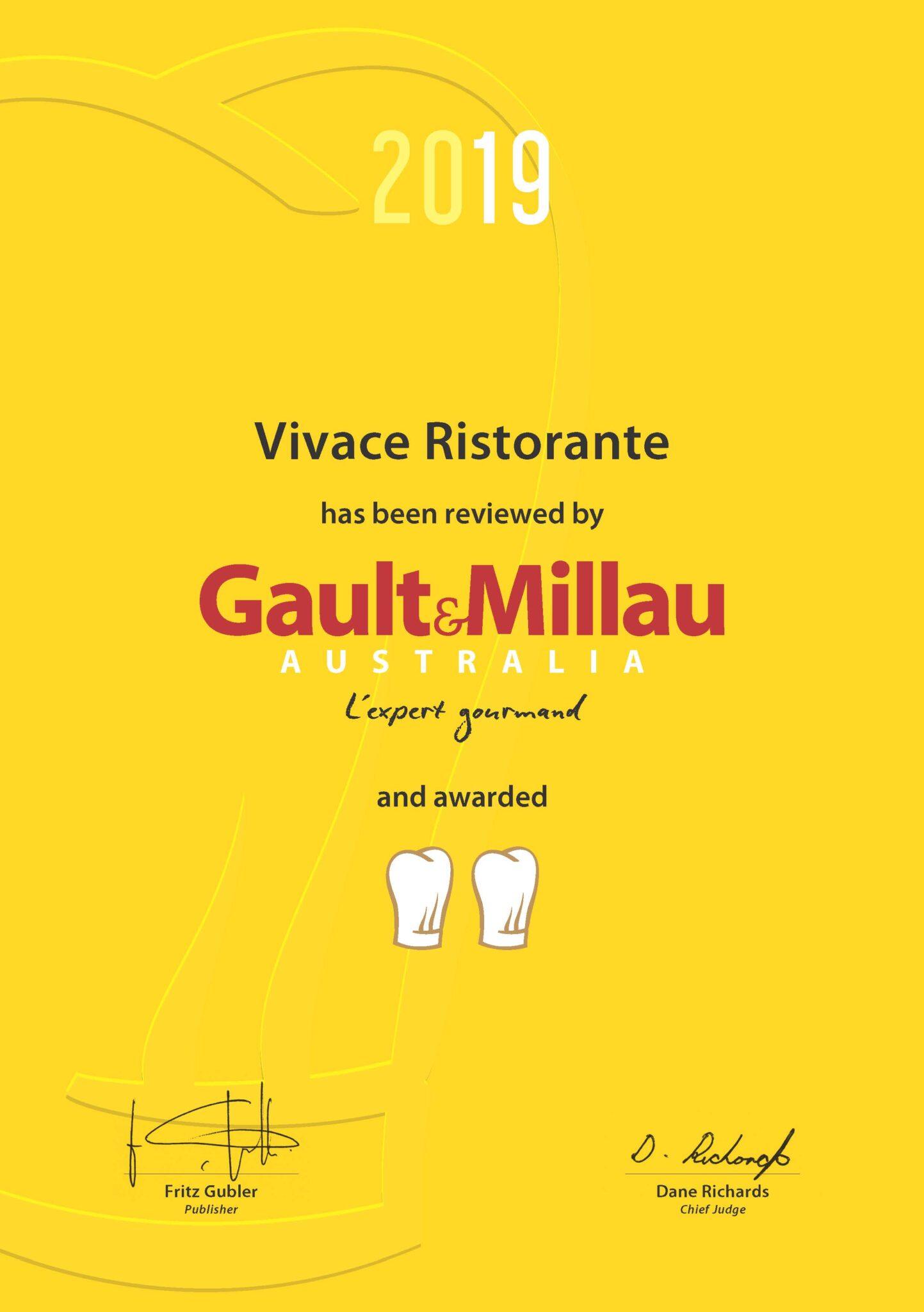 gm_2019_certificate_vivace-ristorante